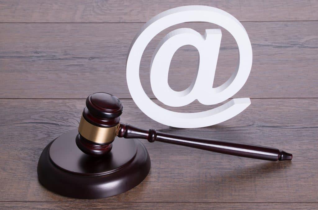 Validar emails como prueba en un juicio