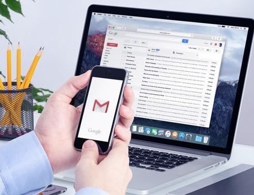 gmail correos electrónicos seguros